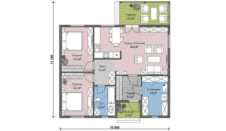 dom-karkas-1-etaj-plan